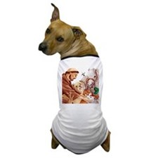St Francis Dog T-Shirt