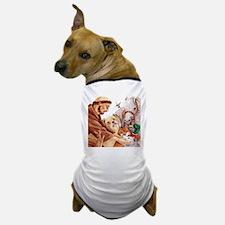 St Francis Dog T-Shirt
