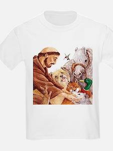 St Francis Kids T-Shirt