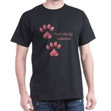 Purr-fectly Loveable T-Shirt