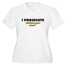 I Prosecute what's your super power T-Shirt