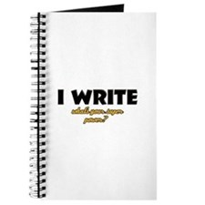 I Write what's your super powe Journal
