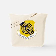 15th Air Base Wing Tote Bag