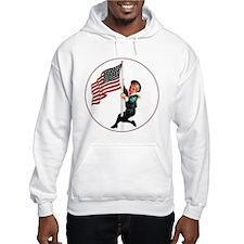 Patriotic #3b - Hoodie