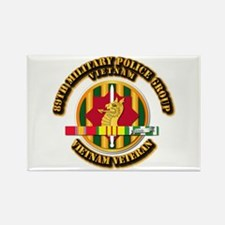 Army - SSI - 89th Military Police Group w Vietnam