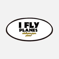 I Fly Planes what's your super power Patches