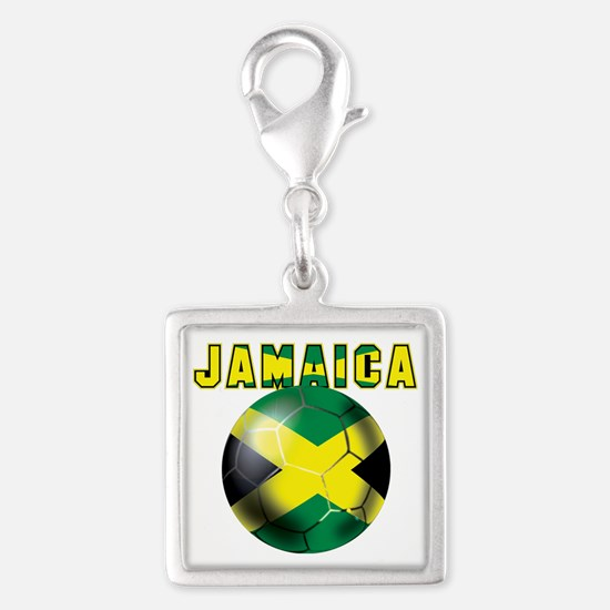 Jamaican Football Charms