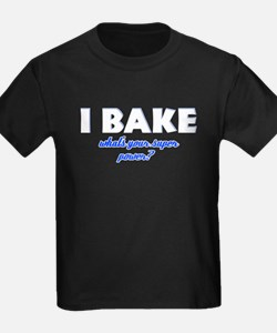 I Bake what's your super powe T