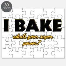 I Bake what's your super powe Puzzle
