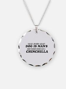 Chinchilla Designs Necklace