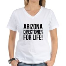 Arizona Directioner for Life V-Neck T-Shirt
