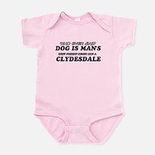 Clydesdale Designs Infant Bodysuit
