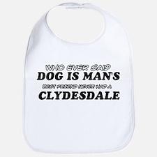 Clydesdale Designs Bib