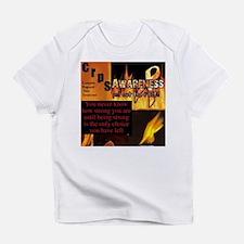 CRPS Awareness Syndrome Infant T-Shirt