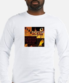 CRPS Awareness Syndrome Long Sleeve T-Shirt
