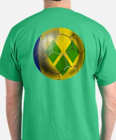 Saint Vincent Football T-Shirt