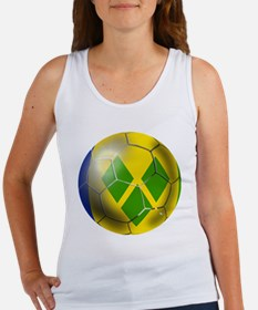 Saint Vincent Football Women's Tank Top