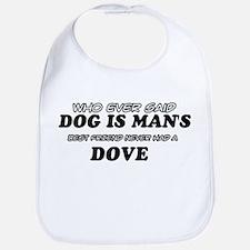 Dove Designs Bib