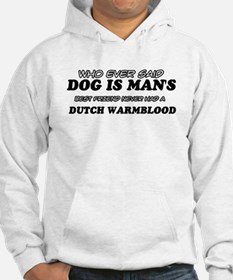Dutch Warm Blood Designs Hoodie