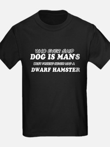 Dwarf Hamster Designs T