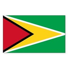 Flag of Guyana Decal