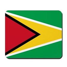 Flag of Guyana Mousepad