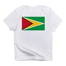 Flag of Guyana Infant T-Shirt