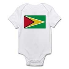 Flag of Guyana Infant Bodysuit