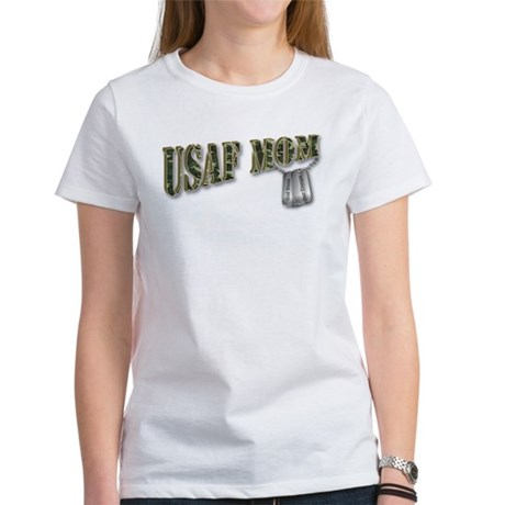 USAF Mom Women's T-Shirt