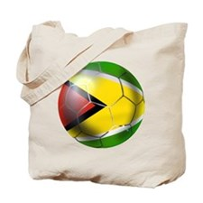Guyana Football Tote Bag