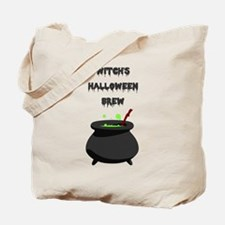 witchs halloween brew Tote Bag