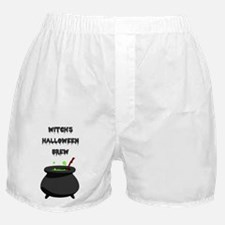 witchs halloween brew Boxer Shorts