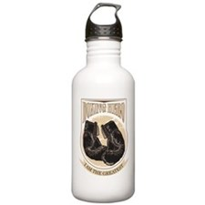 Boxing Hero - I am the greatest Water Bottle