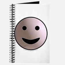 Table Tennis Smiley Journal