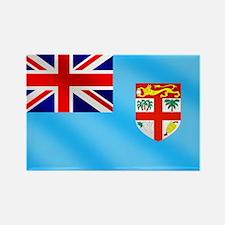 Flag of Fiji Rectangle Magnet