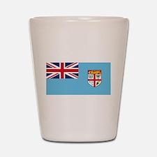 Flag of Fiji Shot Glass