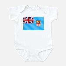 Flag of Fiji Infant Bodysuit