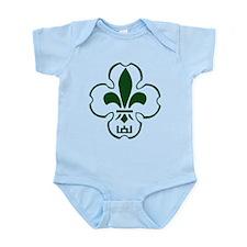 Lithuanian Scout Logo Infant Bodysuit
