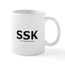 SSK - It's a Knitting Thing Mug