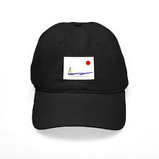 Gray Whale Baseball Hat