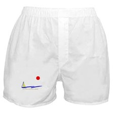 Gray Whale  Boxer Shorts