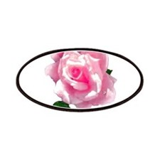 pink rose Patches