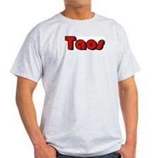 Taos, New Mexico Ash Grey T-Shirt