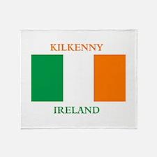 Kilkenny Ireland Throw Blanket