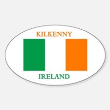 Kilkenny Ireland Decal