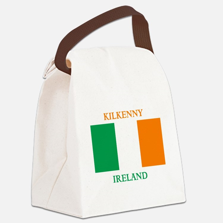 Kilkenny Ireland Canvas Lunch Bag