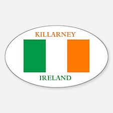 Killarney Ireland Decal