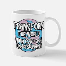 TRANSform The World Mug