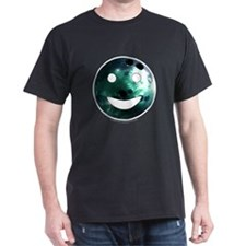Bowling Ball Smiley T-Shirt