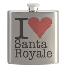 Love Santa Royale Flask